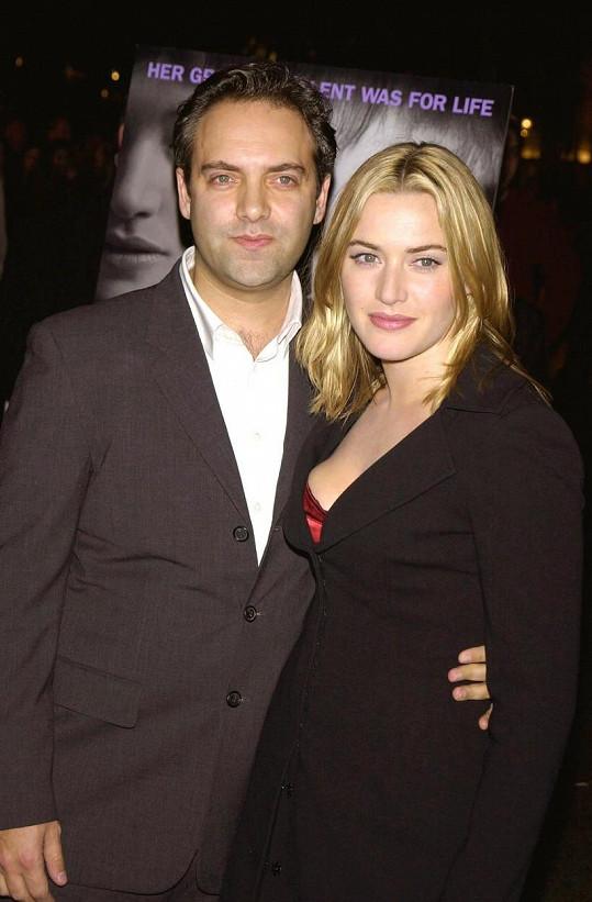 Druhým manželem byl režisér filmu Americká krása Sam Mendes. S ním má Kate syna Joea.