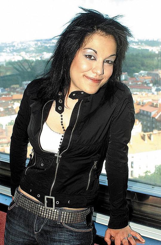 Gába al Dhábba v roce 2005 soutěžila v SuperStar.
