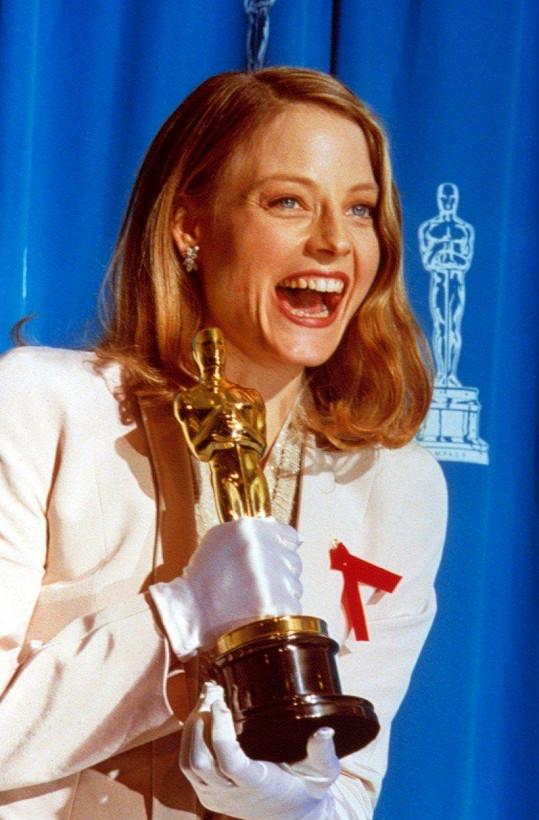V roce 1992 získala Oscara za Mlčení jehňátek.