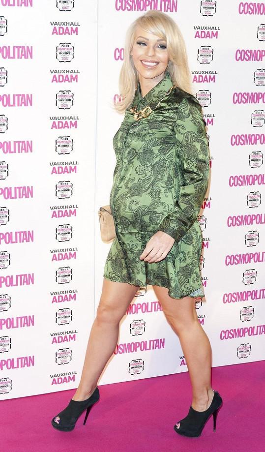 Katie Piper těhotenství prospívá...