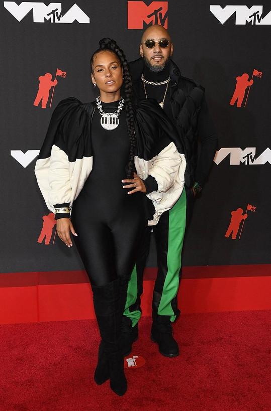 Alicia Keys s manželem