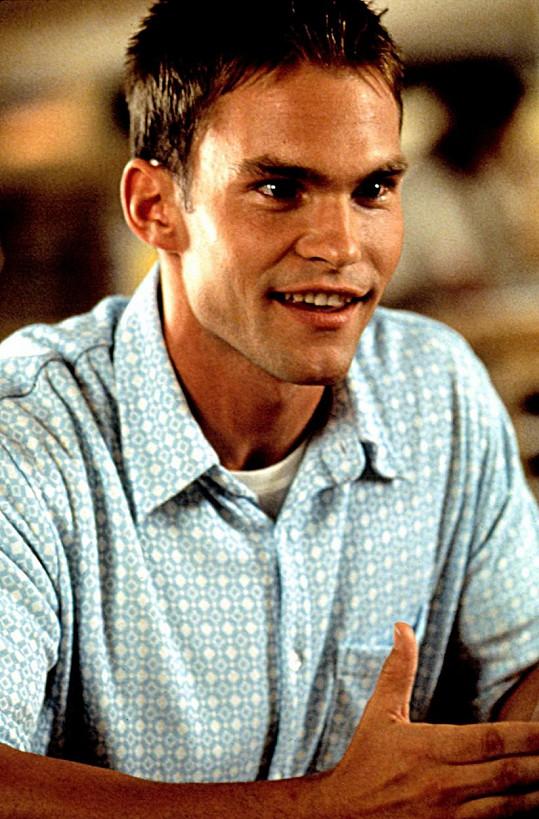 Scotta fanoušci znají především jako Stiflera z filmu Prci, prci, prcičky.