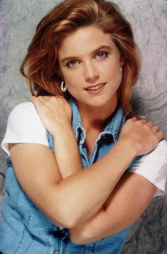 Courtney Thorne-Smith se proslavila v seriálu Melrose Place.
