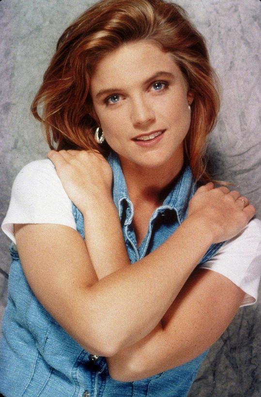 Courtney Thorne-Smith jako Alison v seriálu Melrose Place (1992)