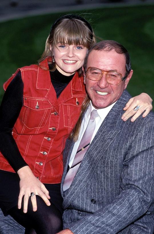 V seriálu EastEnders začínala Danniella ještě jako dítě.