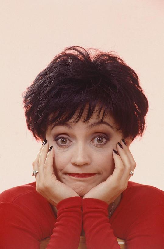 Lucie v roce 1994
