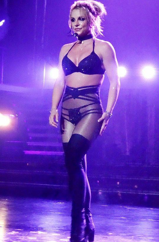 Škoda, že její show Piece of Me ve Vegas bude mít svoji derniéru nejspíš už v prosinci tohoto roku.