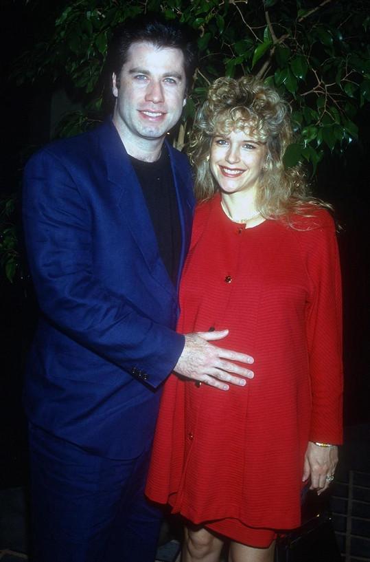 Po svatbě v roce 1991, kdy Kelly čekala jejich prvního syna Jetta.