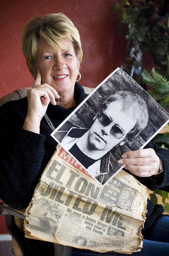 Linda Hannon si v roce 1970 měla brát Eltona Johna.