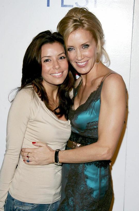Herečky na snímku z roku 2005