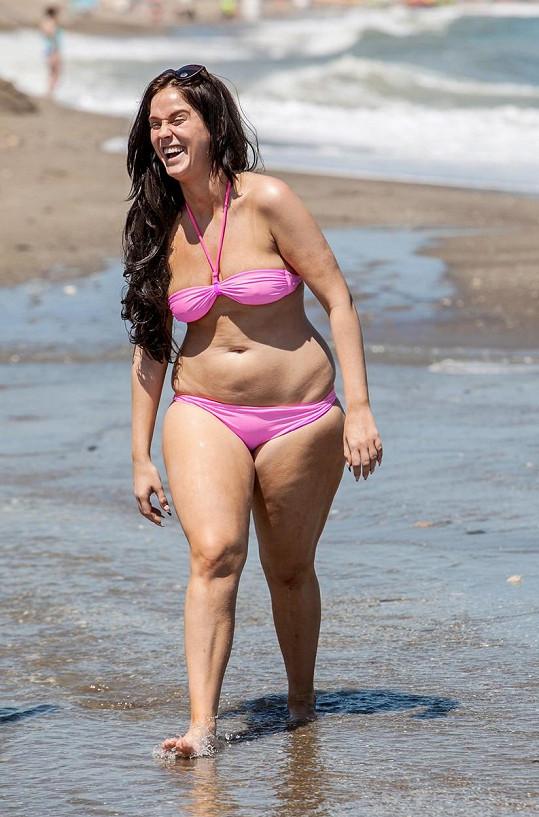 Takhle Vicky vypadala před lety, kdy točila reality show Geordie Shore.