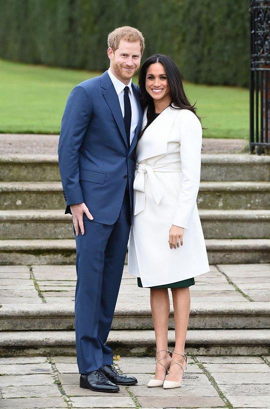 Tvoří krásný pár.