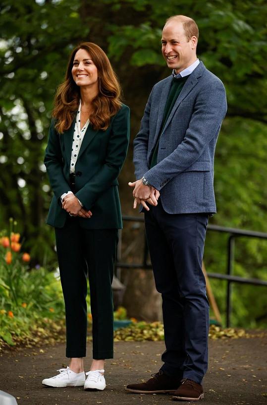 Princ William a vévodkyně Kate se dali dohromady v době studií ve Skotsku.