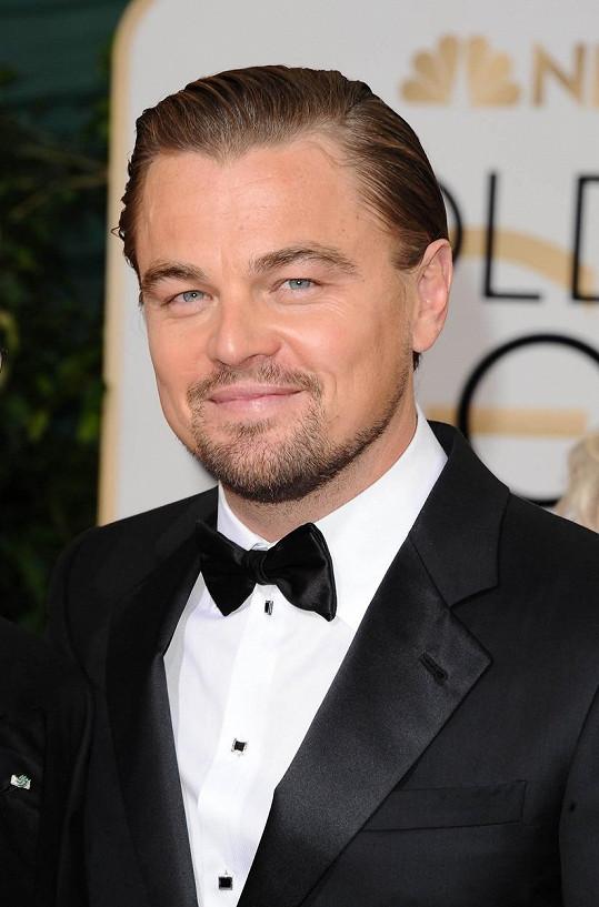 Leonardo DiCaprio se prý zakoukal...