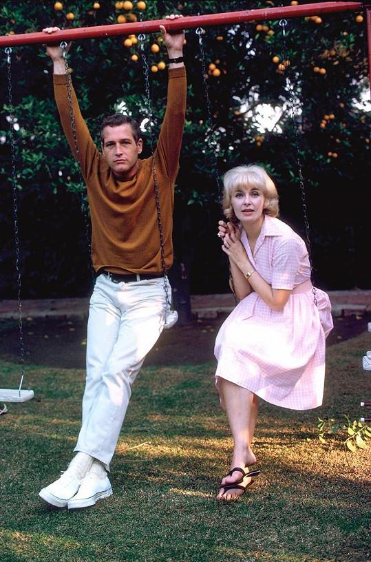 Manželské štěstí Paula a Joanne trvalo padesát let.