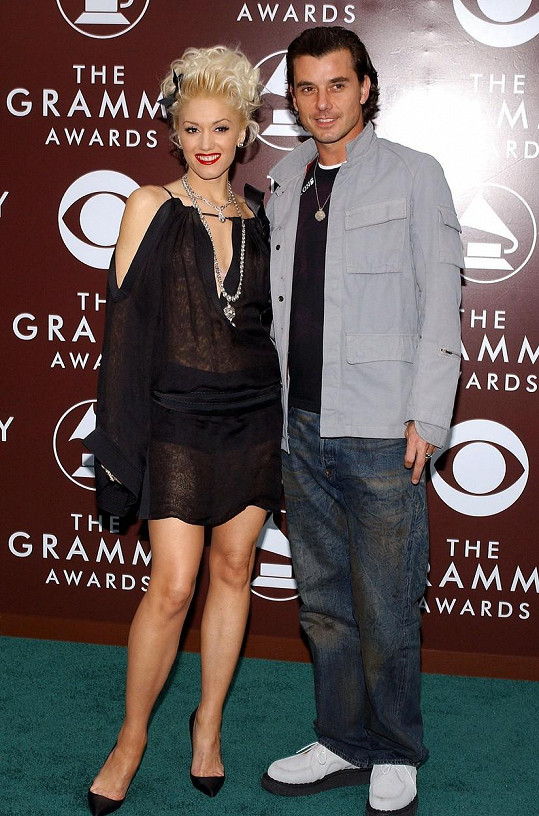 Manželství Gwen a Gavina skončilo kvůli nevěře.