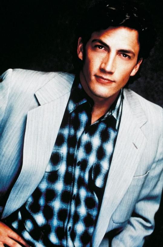 Andrew Shue se proslavil rolí Billyho v seriálu Melrose Place.