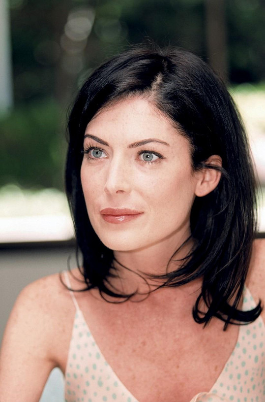 Lara bývala krásnou ženou.