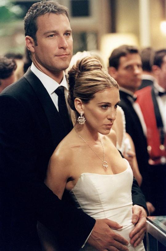 Za Aidena se Carrie málem provdala.