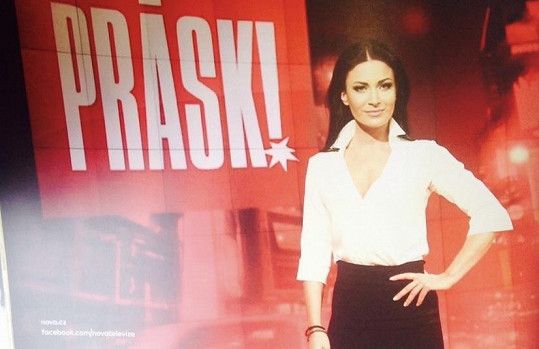 Dřív už působila jako redaktorka a moderátorka pořadu Prásk! a aktuálně natáčí pořad Život ve hvězdách.