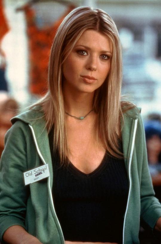 Tara Reid se proslavila jako Vicky ve filmu Prci, prci, prcičky.