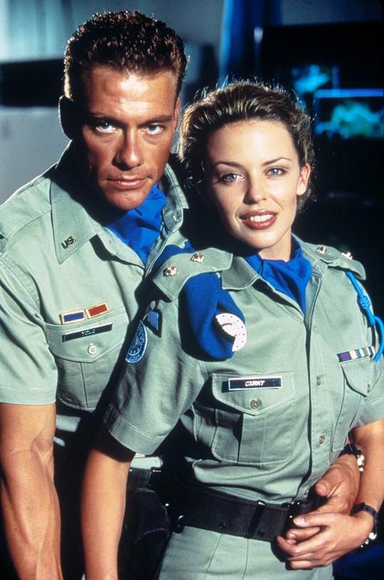 Ve filmu Street Fighter: Poslední boj (1994) si zahrál s Kylie Minogue.