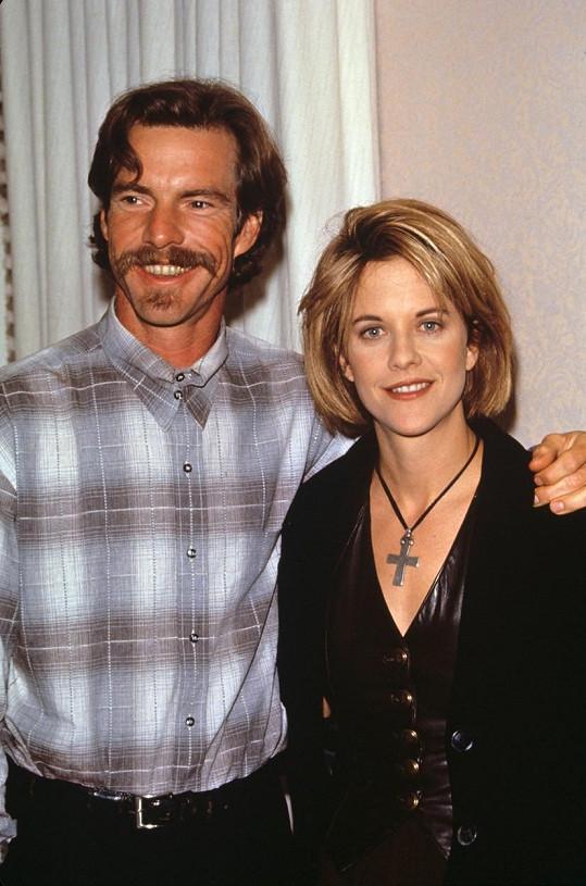Quaid má za sebou tři sňatky, byl ženatý i s herečkou Meg Ryan.