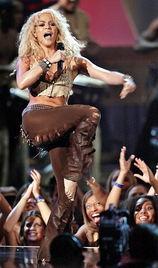 Shakira už má za sebou duet s Beyoncé Beautiful Liar.