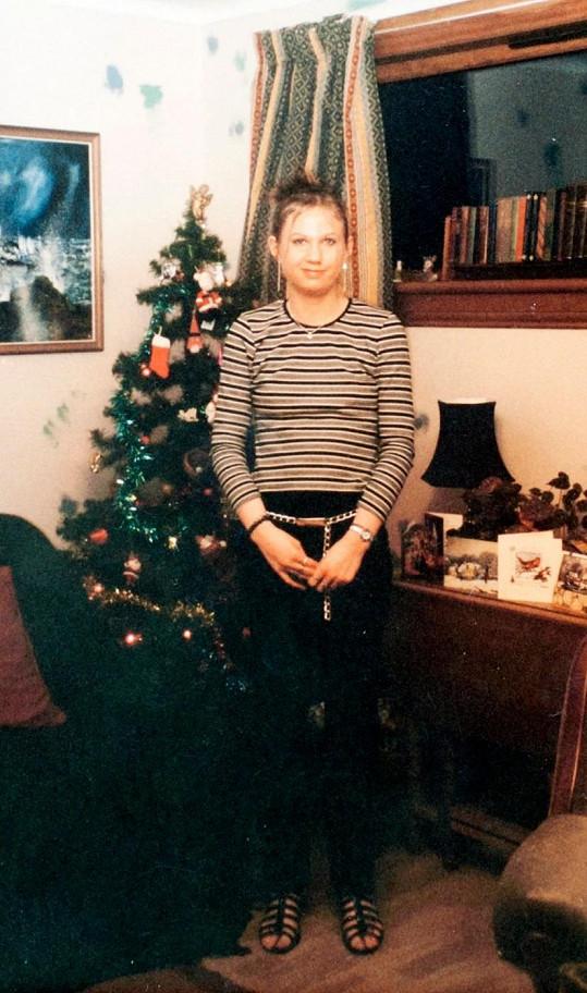 Ve dvaadvaceti byla Helen na svém váhovém maximu padesáti kilogramů.