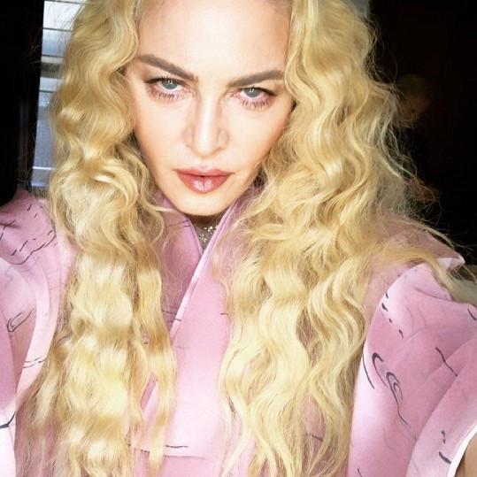 Madonna přiznala únavu.