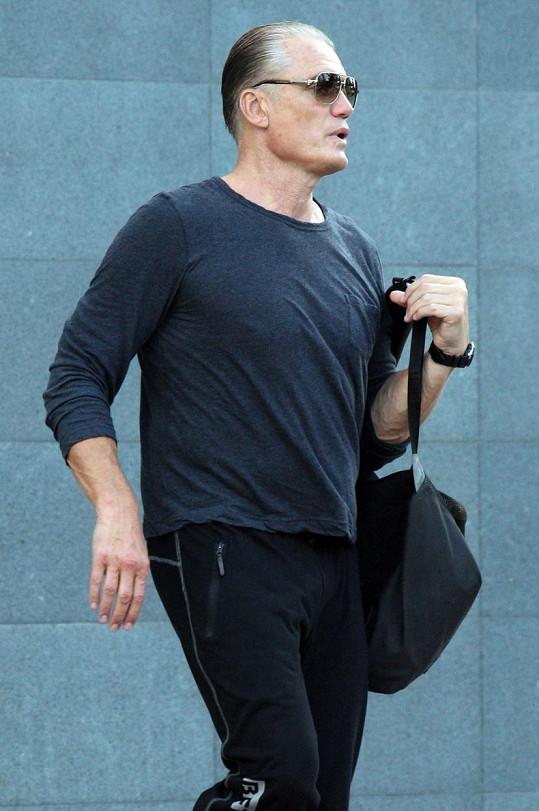 Dolph Lundgren (59) v roce 2017
