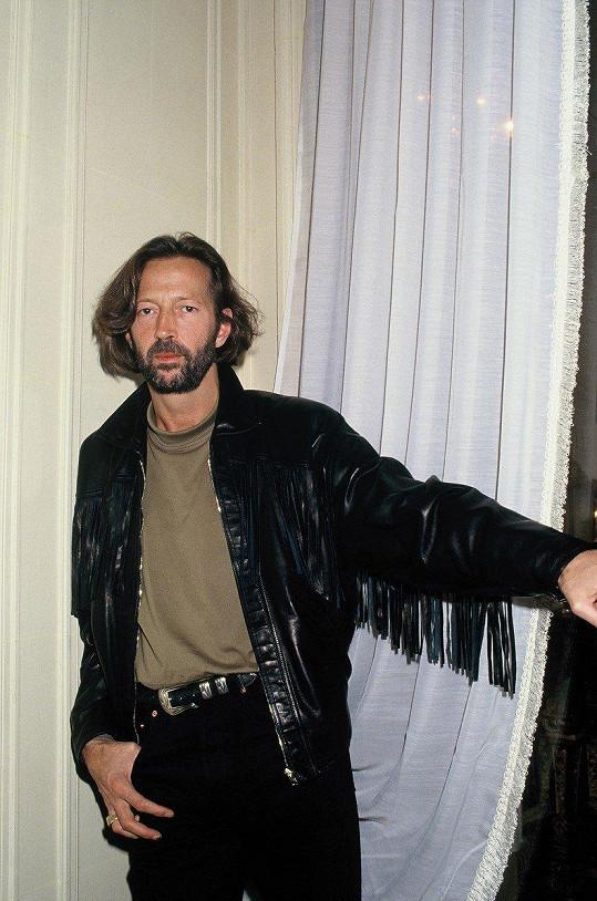 Také Erica Claptona