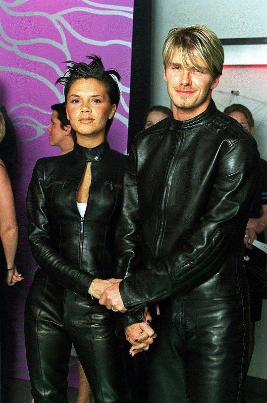 V roce 1997 potkala svou životní lásku - fotbalistu Davida Beckhama.