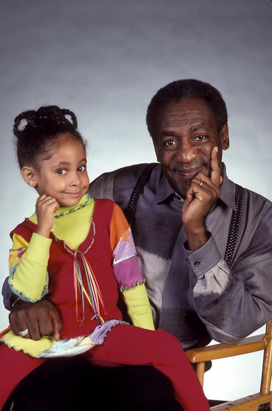 Herečka se proslavila v seriálu Cosby Show.