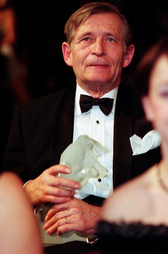 Jiří Kodet získal v roce 1999 Českého lva za film Pelíšky.