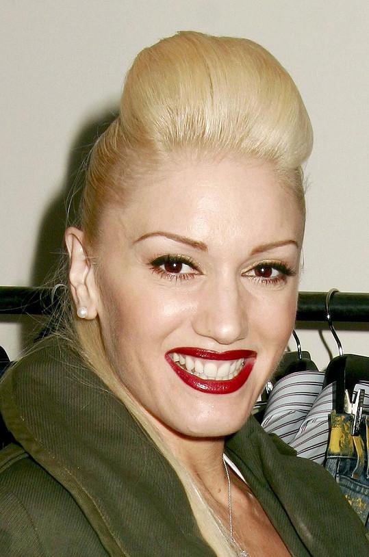 Takhle fanoušci Gwen Stefani znají.