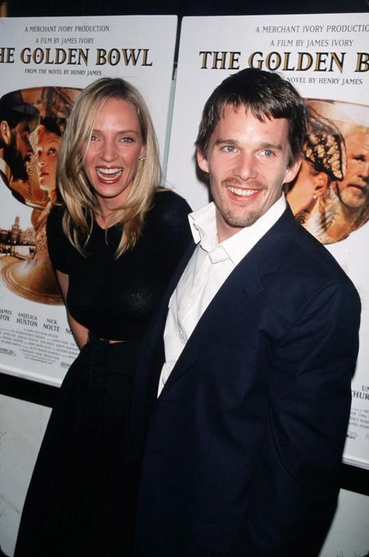 Uma Thurman v něm bydlela s bývalým manželem Ethanem Hawkem.
