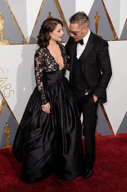 Herec Oscara nedostal, ale dočkal se jiného potěšení.