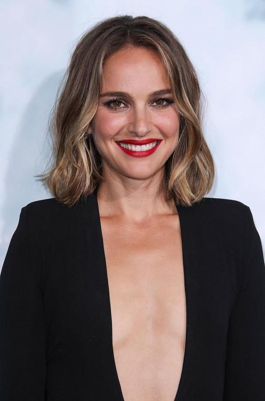 Hned za ní se s 90,51 % umístila Natalie Portman.