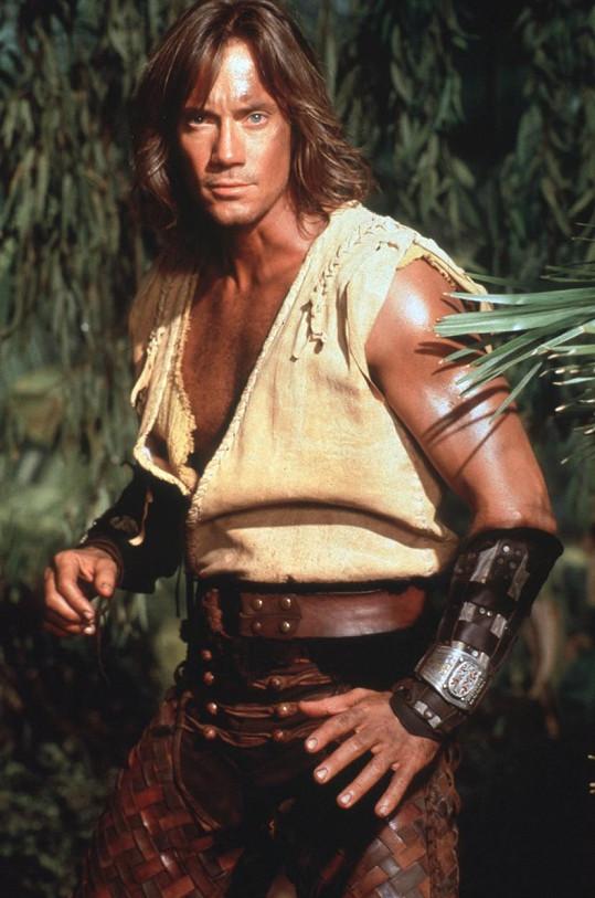 Před dvaceti lety jako Herkules