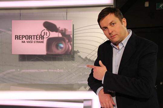 Reportéři na vaší straně jsou nedílnou součástí zpravodajské hodiny na Prima family. Příchodem Hauptvogela se pořad mírně posunul.