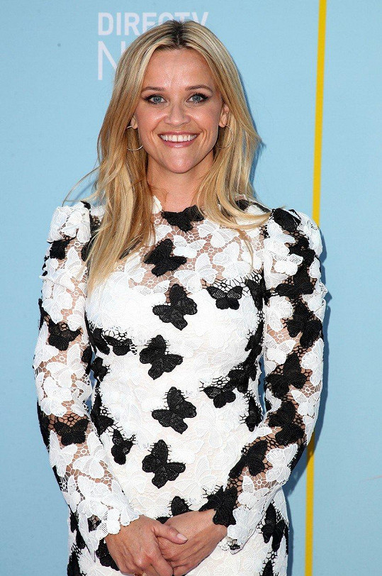 5. Reese Witherspoon - 16,5 miliónu dolarů