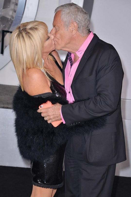 Suzanne a Alan příští rok oslaví 40. výročí svatby.