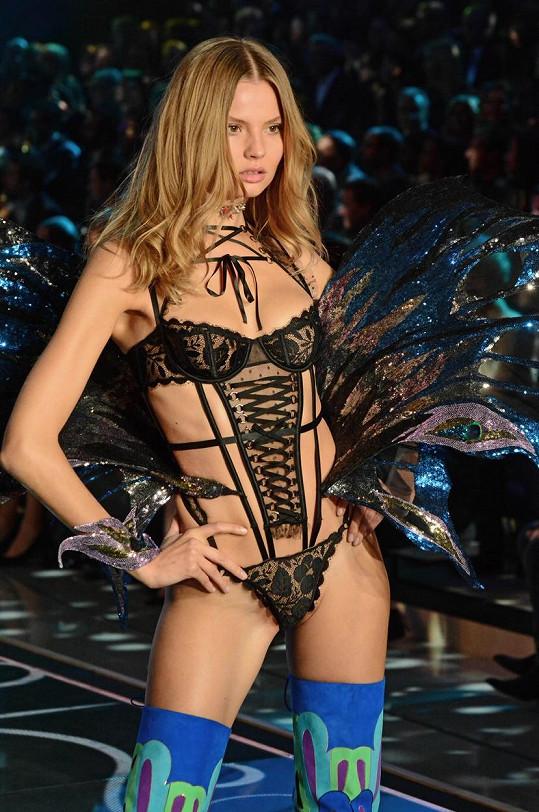 Magdalena Frackowiak patří mezi nejúspěšnější modelky světa.