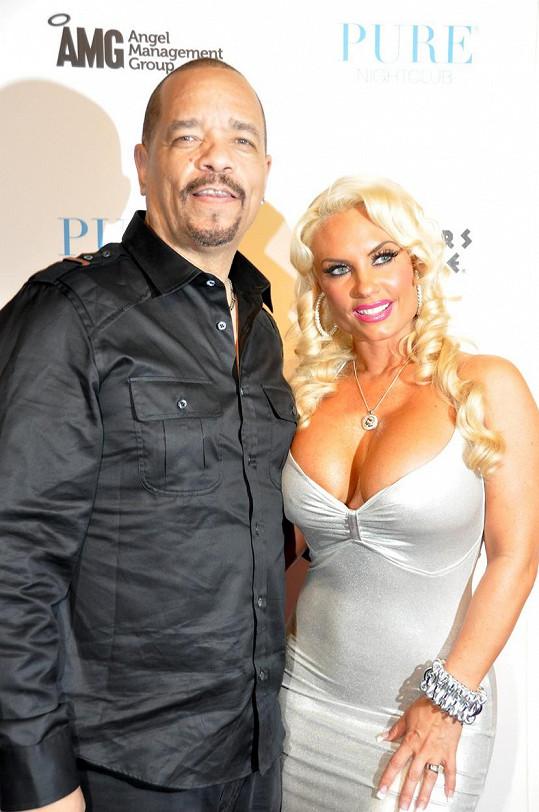 Coco a její o 20 let starší manžel Ice-T
