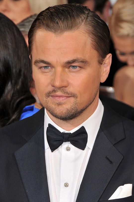 Herec na loňských Oscarech