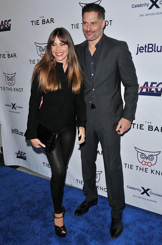 Sofia Vergara a Joe Manganiello