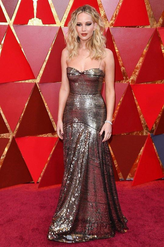 4. Jennifer Lawrence - 18 miliónů dolarů