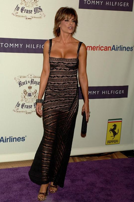 Lisa v roce 2005