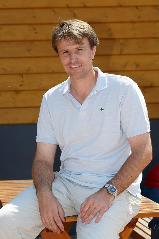 Pavel Poulíček moderoval na Nově Sportovní noviny a Kolotoč.